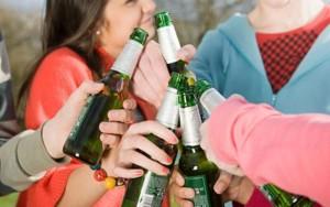 пивний алкоголізм у підлітків